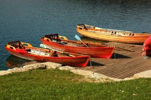 Wooden-boats