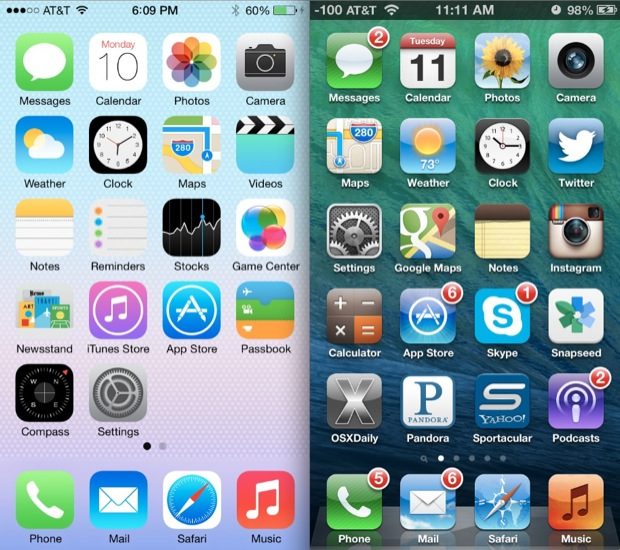 apple-ios7-vs-ios6